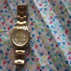 DKNY Crosby Watch